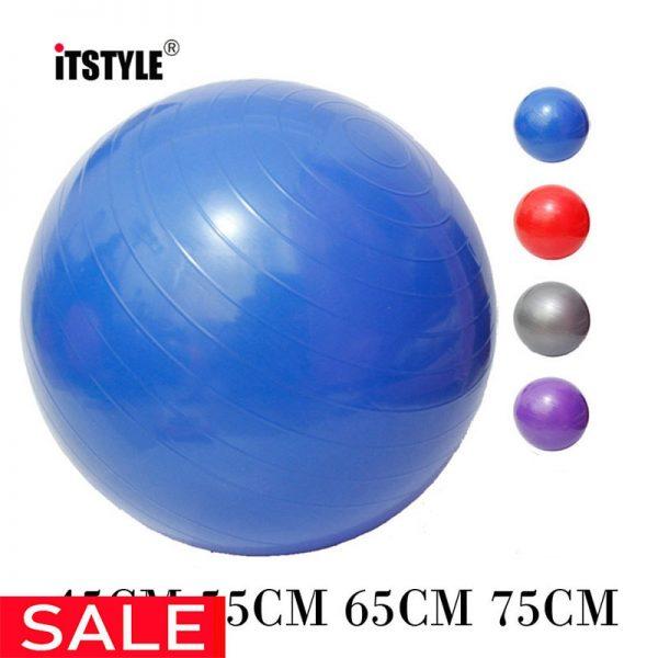ITSTYLE-Sports-Yoga-Balls-Bola-Pilates-Fitness-Gym-Balance-Fitball-Exercise-Pilates-Workout-Massage-Ball-45cm